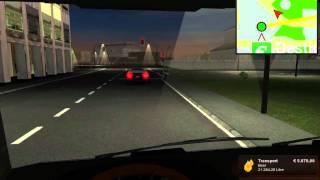 Tanker Truck Simulator 2011 Gameplay