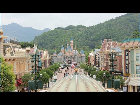 Hong Kong Disneyland Vlog June 2017 Day Two