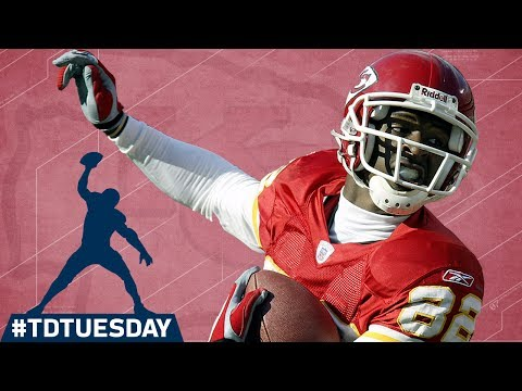 Every Dante Hall Punt & Kick Return for a Touchdown! | #TDTuesday | NFL Highlights