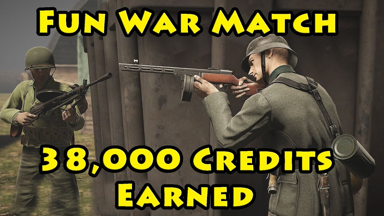 heroes and generals slow matchmaking