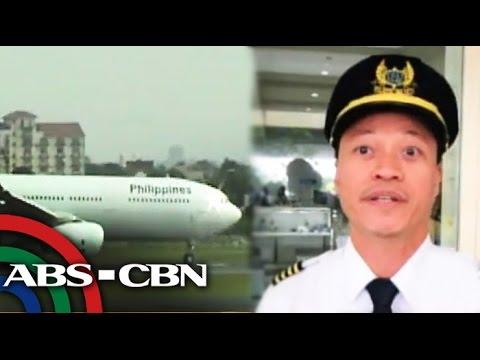 PH netizens praise 'hero' pilot of PAL flight to HK