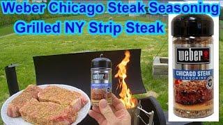 Style strip york Chicago steak new