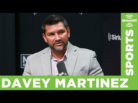 Nationals Manager Davey Martinez on Baseball's Sign-Stealing Scandal