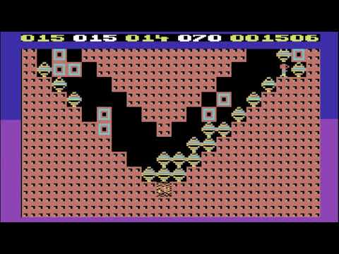 C64 Longplay: Easter Dash