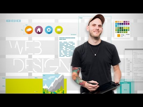 Modernes Webdesign mit Jonas Hellwig | Trailer [HD]