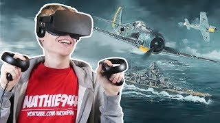 JOIN THE BATTLE OF DUNKIRK IN VIRTUAL REALITY! | The Dunkirk VR Movie Experience (Oculus Rift CV1)