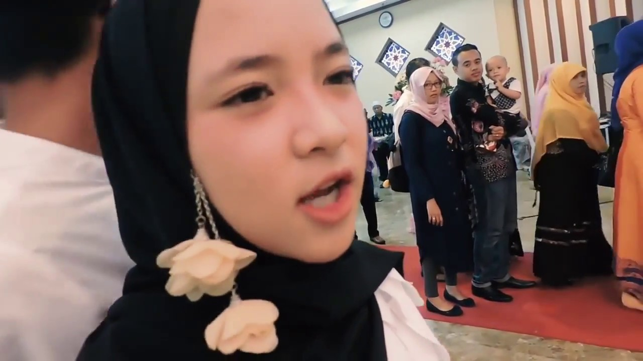 nissa - sabyan vlog terbaru - youtube