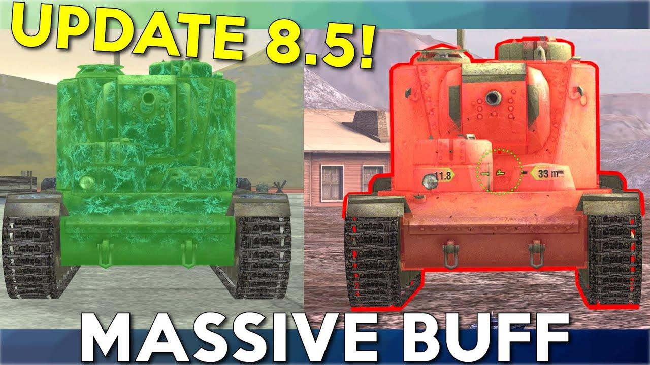 WOTB   8.5 HAS SOME BIG CHANGES!