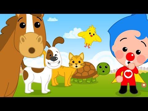 Como los Animalitos - y Muchas Más Canciones Nuevas de Plim Plim ♫ Canciones Infantiles