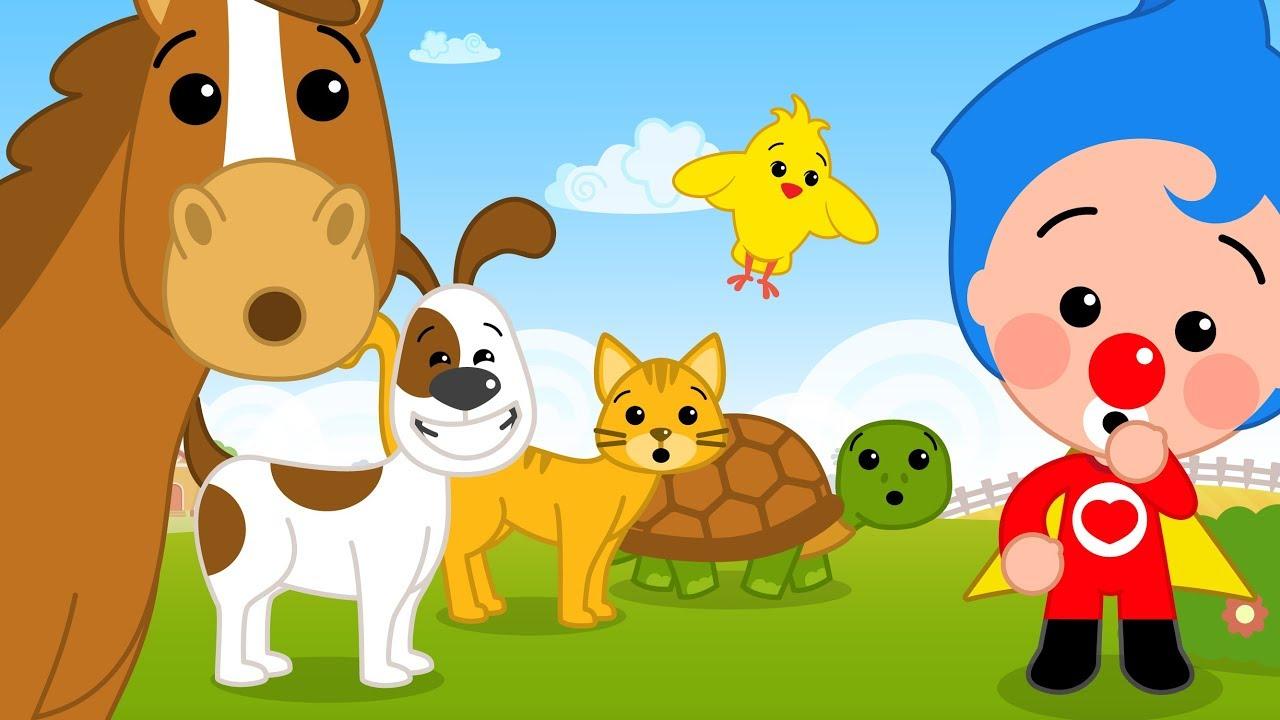 Download Como los Animalitos -  y Muchas Más Canciones Nuevas de Plim Plim  ♫ Canciones Infantiles