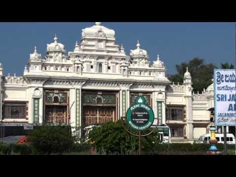 Art gallery at Jaganmohan Palace
