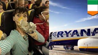 Ryanair flight plummets 30,000 feet after pressure loss - TomoNews