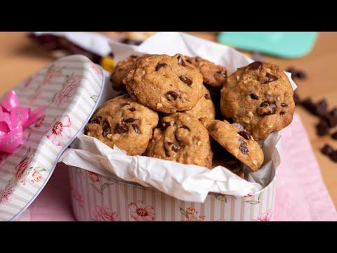 biskut-chocolate-chip-famous- -resepi-terbaik-sukatan-cawan-dan-gram