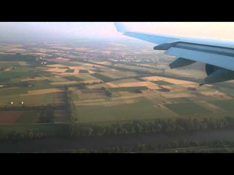 [2014-06-18] LH783 Approaching and Landing at Frankfurt