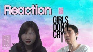 BNK48 GIRLS DON'T CRY [Reaction] | SAMSUNG GALAXY J8 | KAZZ MAGAZINE 145