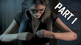 Until Dawn Walkthrough Part 1 - First 2 Hours! (PS4 Let