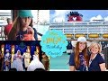 DISNEY MAGIC BIRTHDAY CRUISE | DAY 2: Key West, Twice Charmed, and Winning Pixar Trivia!
