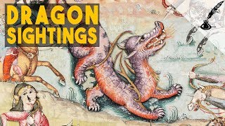 5 Terrifying Dragon Sightings in History