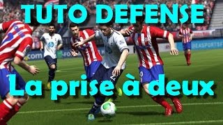 TUTO : COMMENT DEFENDRE A DEUX ? / FIFA 15