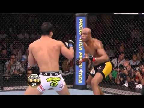 Anderson Silva Vs. Yushin Okami Video ( Full Fight ) :UFC 134