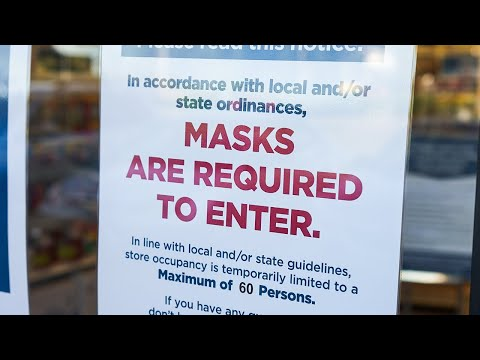 Retail Workers To Receive Special Training To Deal With Anti Maskers
