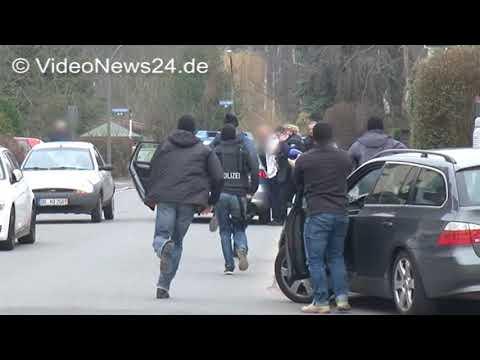 14.03.2015 - VN24 - Ex-Polizist Erzeugt Bedrohungslage In Dortmund - SEK Angefordert