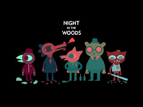 Night in the Woods - Full Game Walkthrough Gameplay & Ending (PC) - Night in the Woods Longplay