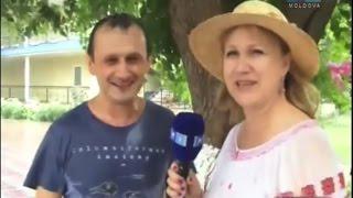 Jocul de Oină la Coșnița cu artistul Viorel Burlacu