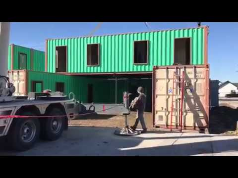 Shipping Container Business Park | Box Office Warehouse Suites
