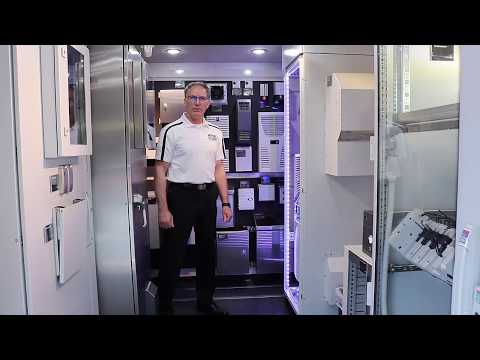 Rittal Exhibition Vehicle (REV) Walkthrough