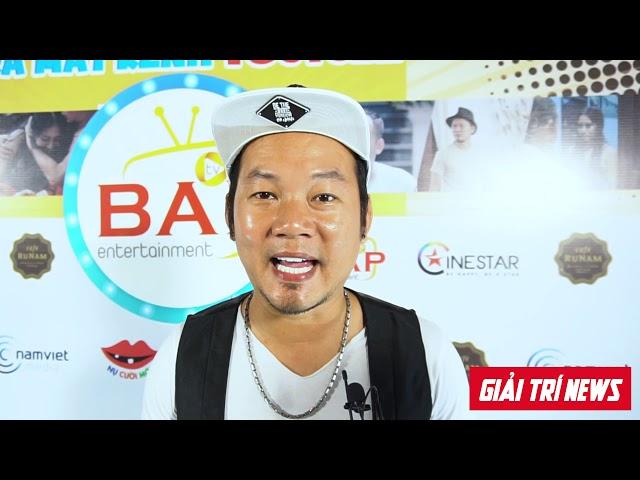 Long Đẹp Trai ra mắt kênh youtube Hài mới BAP TV