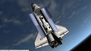 STS-62-A: the Polar Express - Orbiter Space Flight Simulator