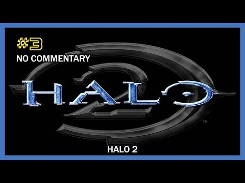 Halo 2 Walkthrough - M. 03 (Cairo Station) HD 1080p XB No Com.