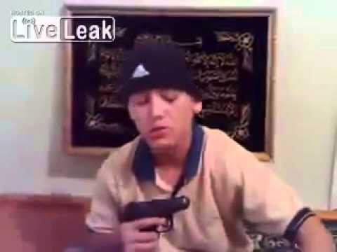 School children from Caucasus record jihadist style videos