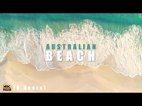4k-elemental---australia-beach-drone---water-sounds---relaxing-nature-video---ultra-high-definition