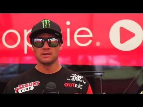 Racer X Films 2013 RedBud Press Day Chad Reed