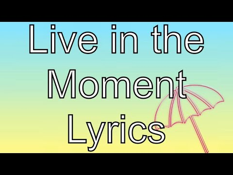 Barbie Dolphin Magic - Live in the Moment (Lyric Video)
