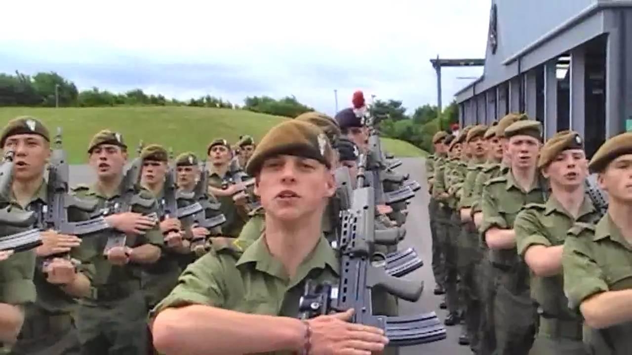 Army teen basic training ii