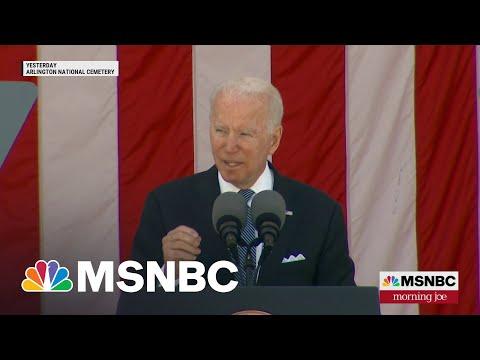 Biden Delivers Impassioned Defense Of Democracy | MSNBC