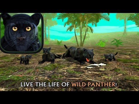 Wild Panther Simulator 3D - By  Turbo Rocket Games -Simulation - iTunes/Android