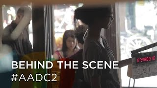 Video Behind The Scene Ada Apa Dengan Cinta 2 download MP3, 3GP, MP4, WEBM, AVI, FLV Januari 2018