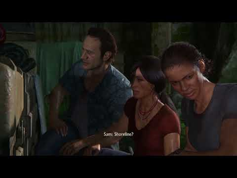 """Uncharted: The Lost Legacy Gameplay Walkthrough Part #10 """"Partners"""" - PS4"""