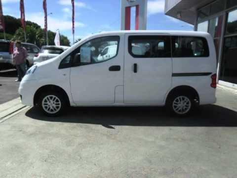 2014 nissan nv200 combi 1 5dci mt visia 7 seater auto for. Black Bedroom Furniture Sets. Home Design Ideas