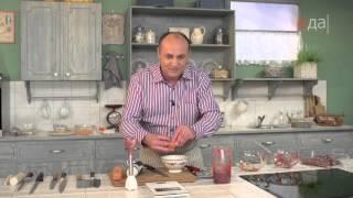 Мусс из куриной печенки - рецепт Ильи Лазерсона