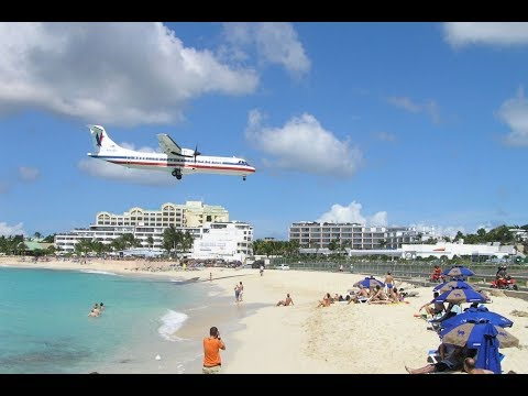 Maho Beach - Saint-Martin/Sint Maarten