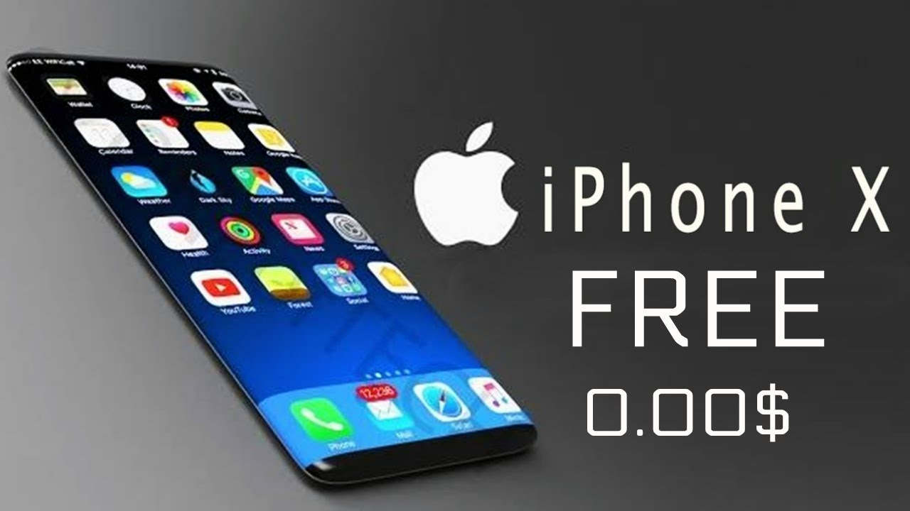 How To Get A Iphone X For Free