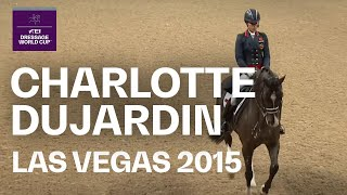 Charlotte Dujardin & Valegro's Triumph at Las Vegas Final 2015 | FEI Dressage World Cup™