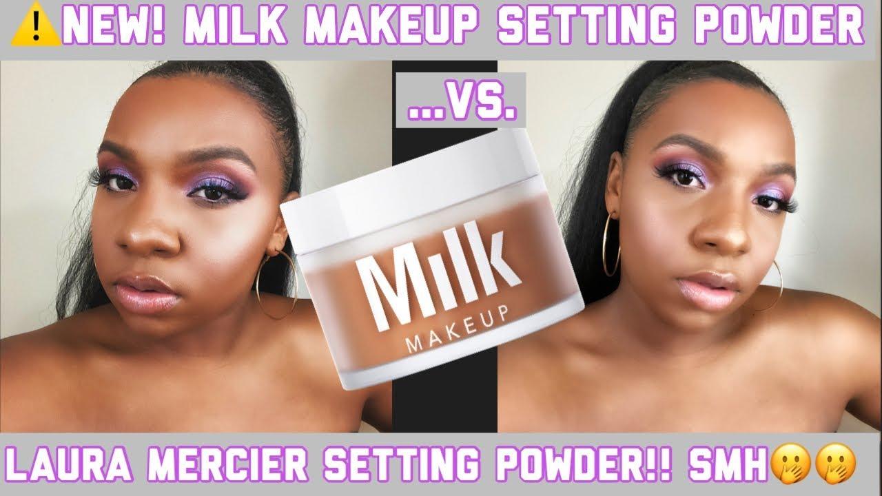 Blur + Set Matte Loose Setting Powder by Milk Makeup #3