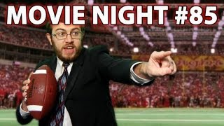 The BEST & WORST Football Movies!