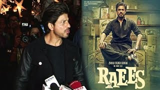 Shahrukh Khan's Reaction On Raees BAN in Hyderabad